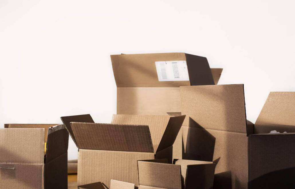 Moving Boxes and Downsizing on Gold Coast Australia